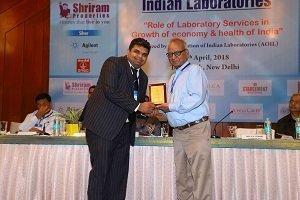 Rahul Gupta awarded