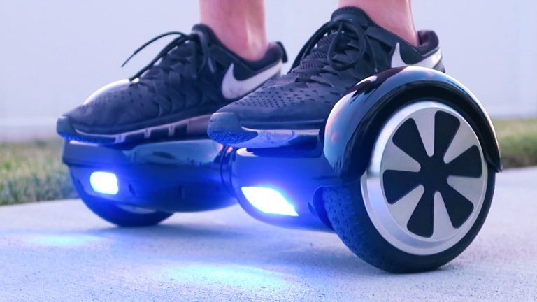 HoverBoard-Standard-Underway