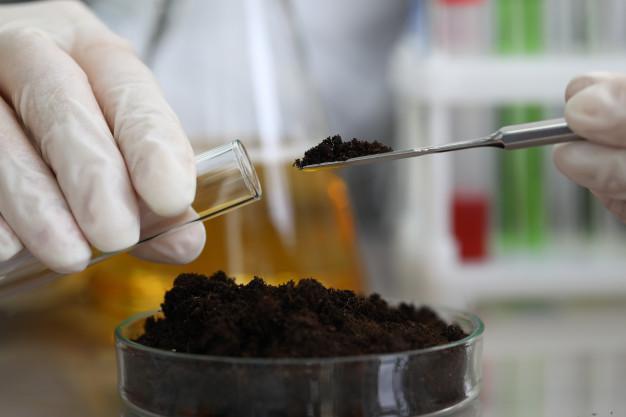 Soil Contamination Testing