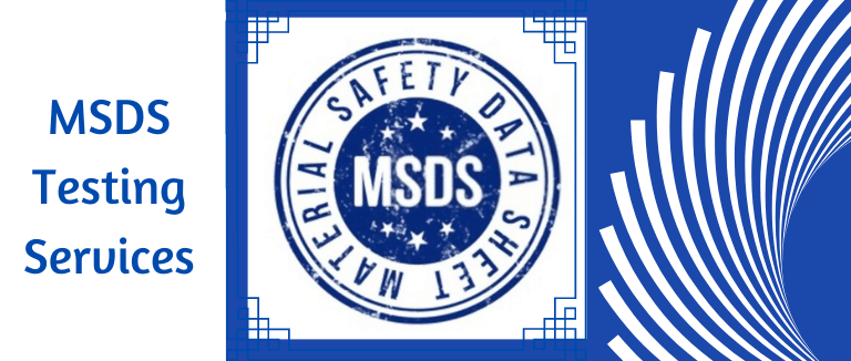 MSDS Testing Services