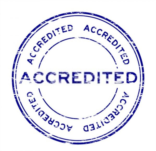 Why Use an Accredited Laboratory?