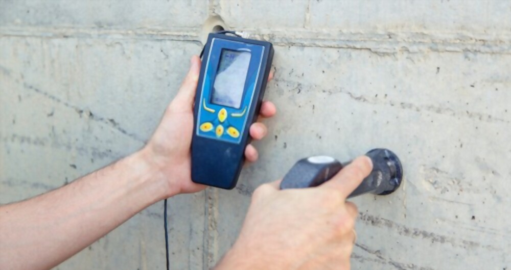 Importance of Non-Destructive Testing on Concrete