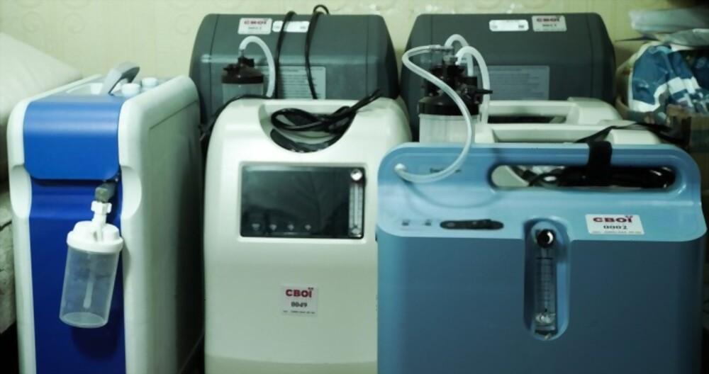 Oxygen Concentrator Calibration Lab Services